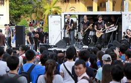 Phạm Anh Khoa khuấy động cả nghìn sinh viên