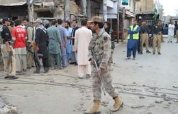 Căn cứ không quân Pakistan bị tấn công