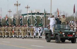 Pakistan tổ chức lễ diễu binh lần đầu tiên trong 7 năm