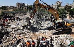Palestine sẽ kiện Israel lên ICC