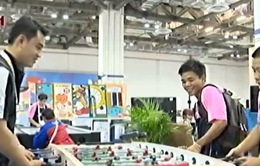 VĐV dự ASEAN Paragames 2015 sinh hoạt tại khách sạn 6 sao Marina Bay Sands