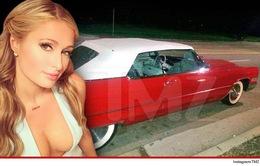 Paris Hilton nhận được xe hơi từ fan cuồng