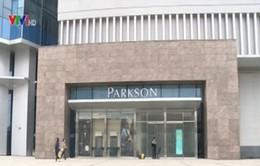 """Parkson Keangnam """"bất động"""" sau khi đột ngột đóng cửa"""