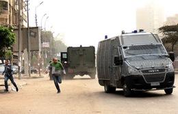 Xả súng gần Kim tự tháp Giza, 4 cảnh sát Ai Cập thiệt mạng