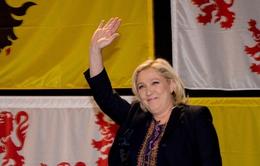 Thất bại nhưng Đảng cực hữu ở Pháp khẳng định sẽ tiếp tục tranh đấu