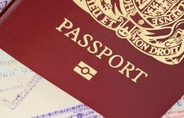 Lào bắt đầu sử dụng hộ chiếu điện tử từ năm 2016