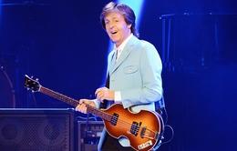 Paul McCartney là nhạc sĩ giàu nhất đảo quốc sương mù