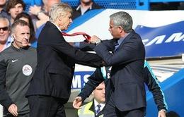"""Mourinho """"đá đểu"""" Wenger trước đại chiến Arsenal - Chelsea"""