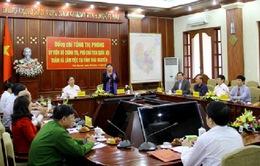 Phó Chủ tịch QH Tòng Thị Phóng làm việc với cán bộ chủ chốt tỉnh Thái Nguyên