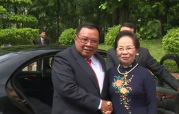 Phó Chủ tịch nước Lào thăm chính thức Việt Nam