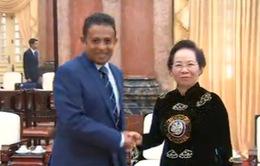 Thúc đẩy quan hệ Việt Nam – Sri Lanka