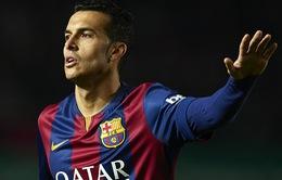 Chuyển nhượng 19/8: Chelsea nhập cuộc tranh Pedro với Man Utd