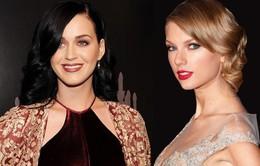 """Katy Perry muốn chấm dứt """"chiến tranh lạnh"""" với Taylor Swift"""