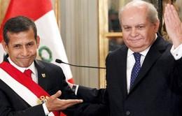 Peru chỉ định Thủ tướng mới