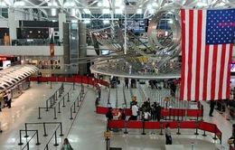Hệ thống an ninh hàng không Mỹ bị gián đoạn