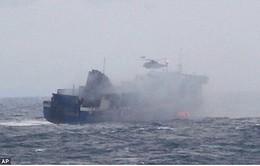 Điều tra vụ cháy phà Norman Atlantic