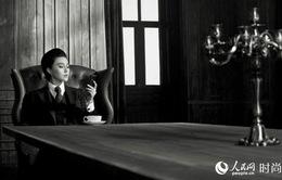 """Phạm Băng Băng """"lột xác"""" trong loạt ảnh nam tính"""