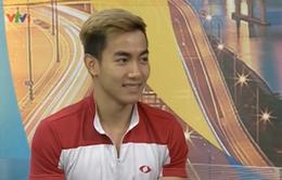 Phạm Phước Hưng chưa hài lòng với thành tích ở SEA Games 28