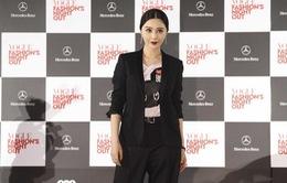 Phạm Băng Băng giản dị bất ngờ dự sự kiện thời trang