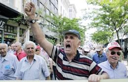 Hy Lạp đồng ý mục tiêu ngân sách 2015 của EU và IMF
