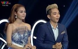 """Bước nhảy hoàn vũ nhí: Phan Hiển """"đơ"""" trước màn bay nhảy của thí sinh"""