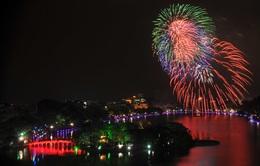 Hà Nội sẵn sàng cho đêm pháo hoa đón năm mới Ất Mùi