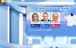 Đảng cực hữu Mặt trận Quốc gia giành chiến thắng vòng 1