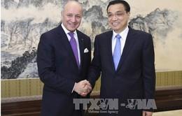 Pháp – Trung Quốc gia tăng mối quan hệ song phương
