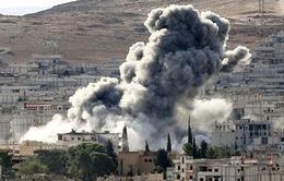 Pháp không kích IS dữ dội tại Syria