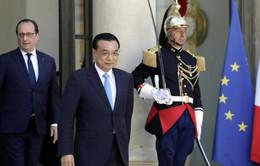 Pháp, Trung Quốc thành lập quỹ hỗ trợ hợp tác chung