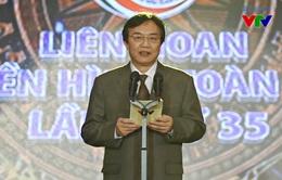 Toàn văn bài phát biểu của Chủ tịch LHTHTQ lần thứ 35 tại lễ bế mạc và trao giải