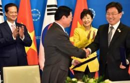 Hàn Quốc chính thức phê chuẩn Hiệp định thương mại tự do FTA với Việt Nam