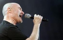 Nghệ sĩ Phil Collins tái xuất
