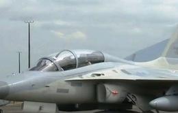 Philippines tăng cường năng lực quốc phòng