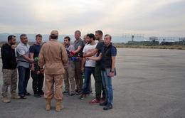 Phi công Nga: Không có cảnh báo vi phạm không phận Thổ Nhĩ Kỳ
