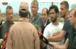 Phi công Nga khẳng định không nhận được cảnh báo từ Thổ Nhĩ Kỳ