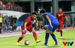 U23 Việt Nam 1-3 U23 Thái Lan: Thử nghiệm bất thành