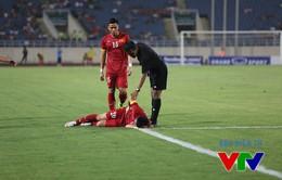 """U23 Việt Nam 0-0 U23 Hàn Quốc: Gồng mình trong """"bão chấn thương"""""""