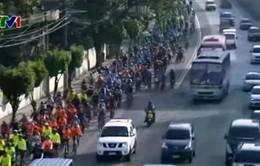Philippines: Đạp xe hưởng ứng chiến dịch bảo vệ môi trường