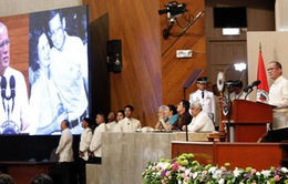Tổng thống Philippines đọc Thông điệp Quốc gia