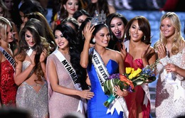 Xem lại chung kết Hoa hậu Hoàn vũ 2015