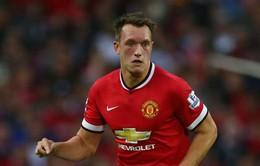 Tin dữ cho Man Utd: Phil Jones mắc bạo bệnh, nghỉ thi đấu ít nhất 3 tuần
