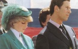 Hoãn chiếu phim tài liệu về công nương Diana