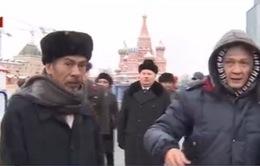 Phim về Chủ tịch Hồ Chí Minh khởi quay ở Nga