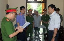 Thái Nguyên: Bắt giữ Phó Chủ tịch xã lạm dụng chức quyền trong thi hành công vụ