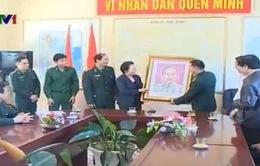 Nhà bán trú mới cho học sinh THCS huyện nghèo Mường Lát