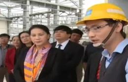 Kiểm tra tiến độ các dự án tại Khu kinh tế Vũng Áng, Hà Tĩnh