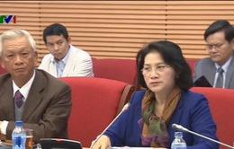 Phó Chủ tịch Quốc hội Nguyễn Thị Kim Ngân tiếp đoàn đầu tư nước ngoài