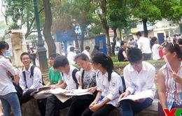 Phổ điểm các môn thi THPT Quốc gia 2015