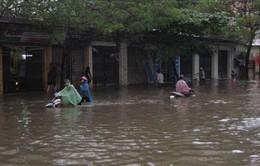 Thái Nguyên chủ động ứng phó với tình hình mưa lũ